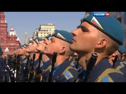 Russian Hell March 2016 Victory Day Army Parade in Moscow Full HD | Русский Адский Марш 2016 Full HD