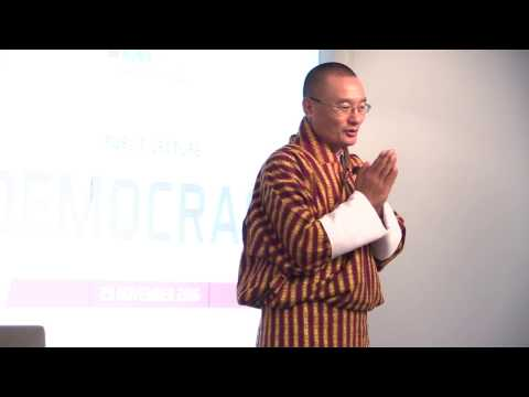essay about democracy in bhutan