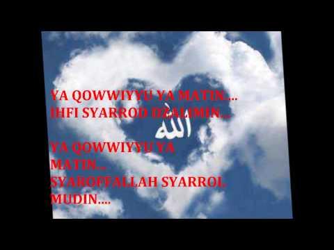 YA ALLAH-SULIS