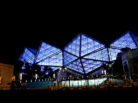 Natatorium of Universiade Center 2011