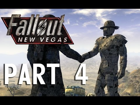 Let's Play Fallout New Vegas - Alternative Start - Part 4 - On the Road | Revered Legend