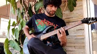 Obituary - Deny You | Guitar Cover