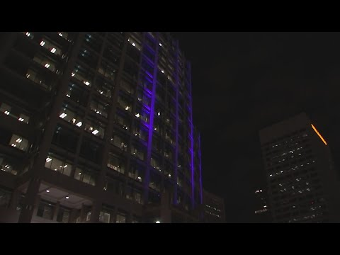 Paint Phoenix Purple for National Domestic Violence Awareness Month