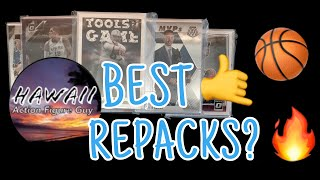 ARE THESE THE BEST BASKETBALL MYSTERY PACKS? Opening 5 Hawaii Action Figure Guy Repacks! 🏀🔥🔥