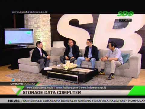 Computer Data Storage - Teknovasi SBOTV - DataUtamaNet