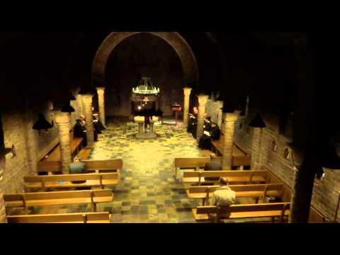 St Willibrord Abdij Doetinchem. 1700uur Avonddienst Vespers. Willibrords-abbey