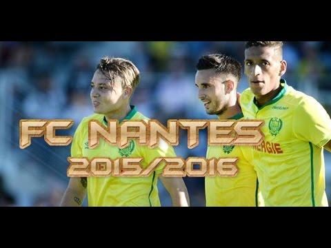 FC Nantes saison 2015/2016 ● La Phase Aller