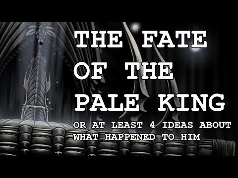 The Fate of the Pale King