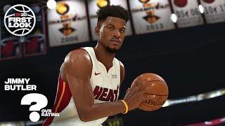 NBA 2K20 Jimmy Butler Miami Heat Screenshot!