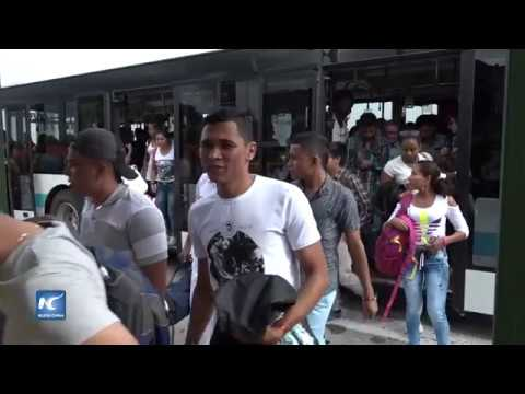 Arriban a Cuba 200 excombatientes de las FARC para estudiar medicina