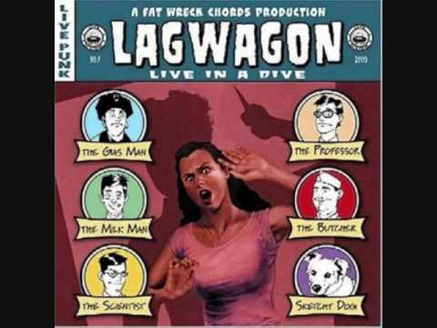 Lagwagon - Violins (live) mp3