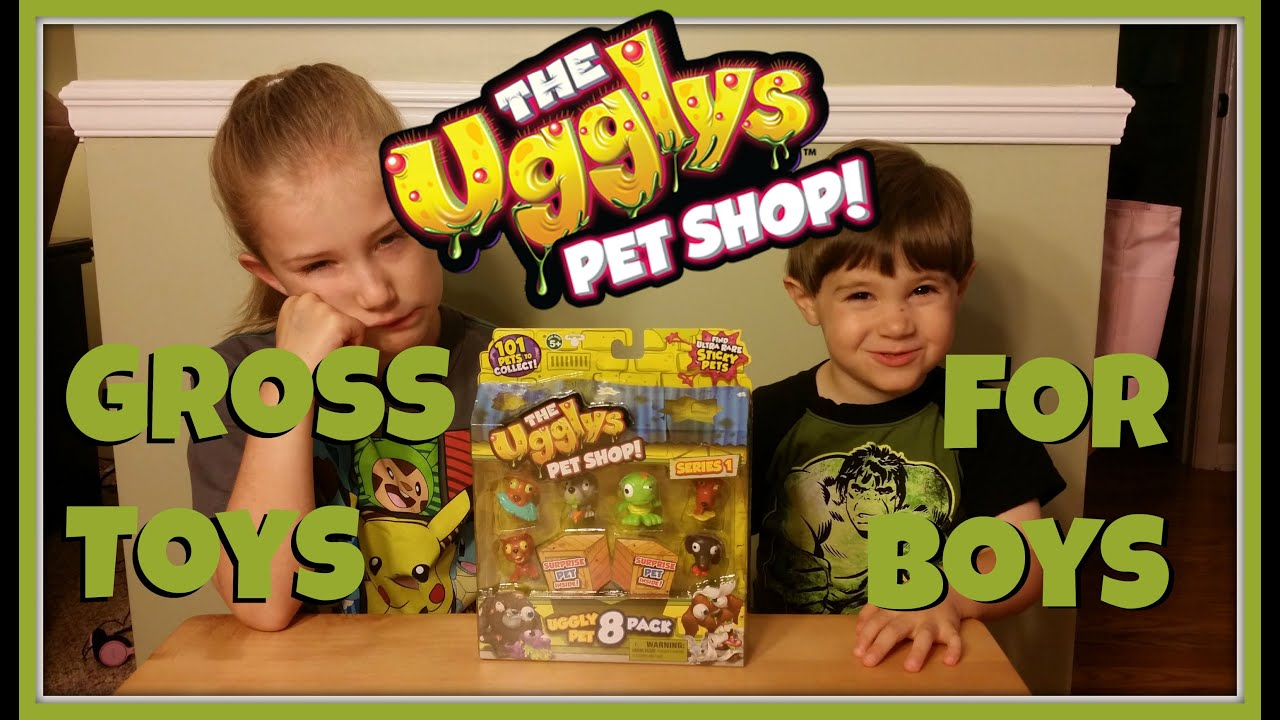 Toy Stores For Boys : Ugglys pet shop opening moose toys shopkins for boys