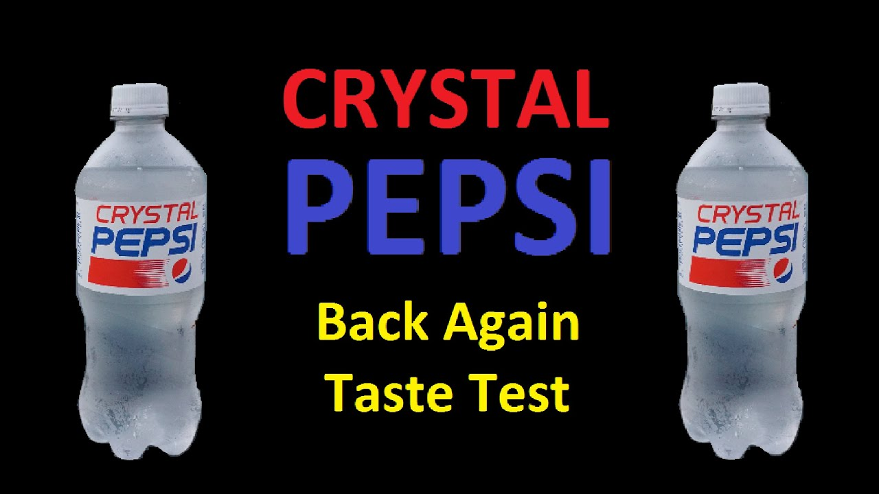 why crystal pepsi and others failed essay Why most product launches fail joan schneider pepsi edge dr pepper berries some of these problems are more fixable than others.
