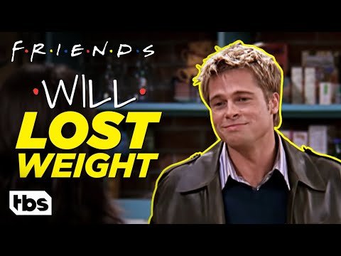 Friends: Will Lost Weight (Clip) | TBS