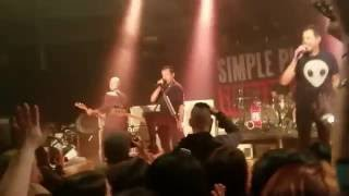 Simple Plan - Live Baltimore Soundstage 2016 [MY RECORDINGS] (Baltimore, Maryland HD 720p)
