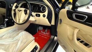 Bentley Continental Flying Spur Arabia 2011 Videos