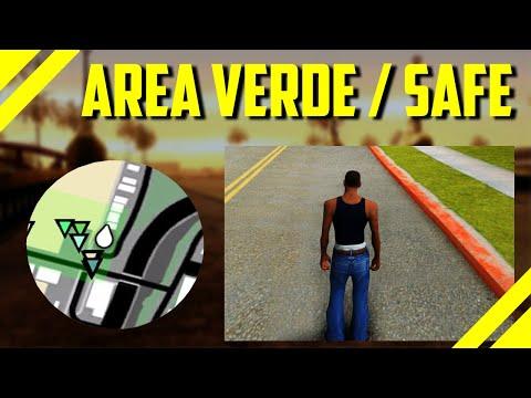 Como criar áreas safes/verde