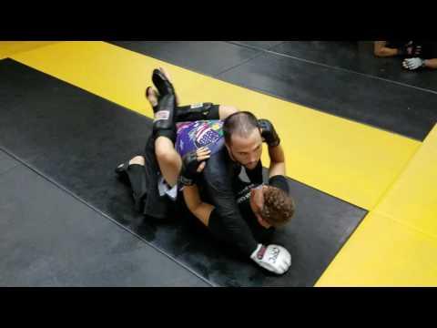 Adult MMA Training