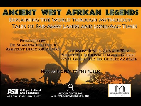 Ancient West African Legends