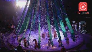 Премьера в Тверском цирке новогоднего шоу от Гии Эрадзе.
