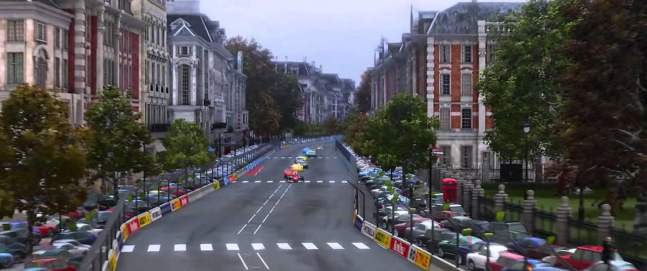 London Race Youtube