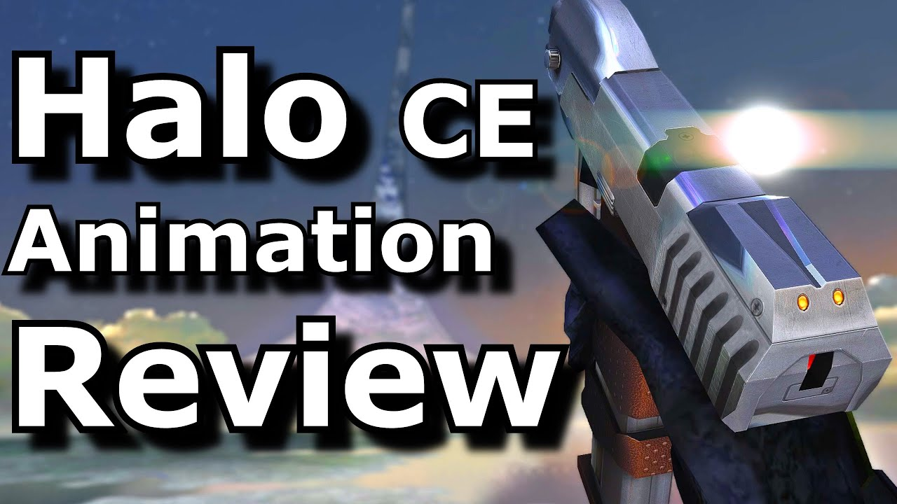 I review every single weapon animation in Halo: Combat Evolved