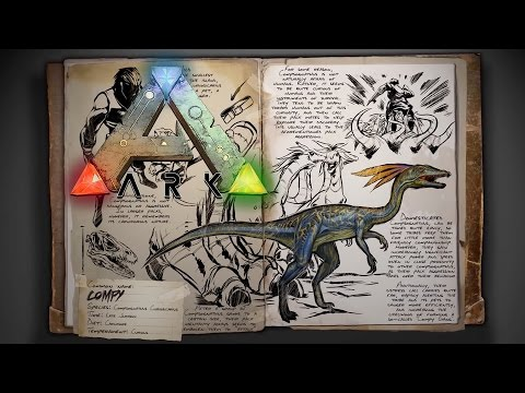 ARK: Survival Evolved - Official Compsognathus Spotlight!