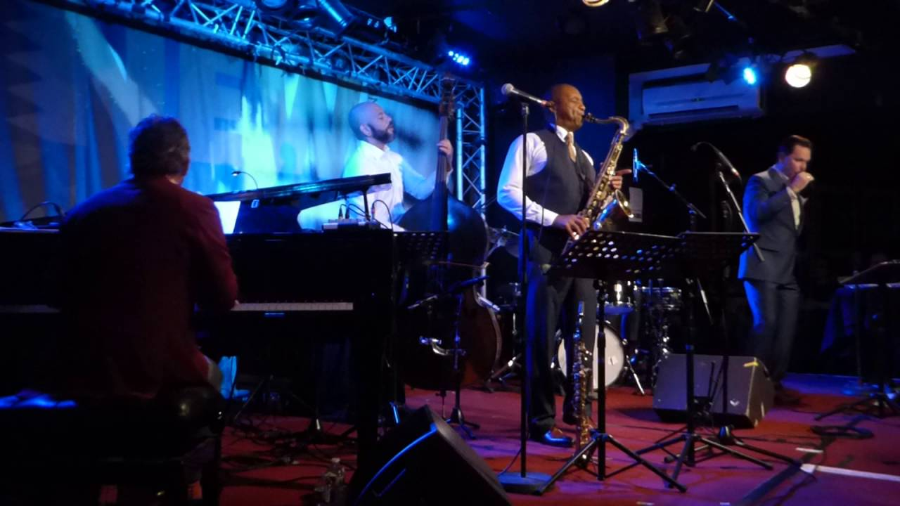 Branford Marsalis invites Kurt Elling  |  (New Morning - Paris - June 27th 2016)