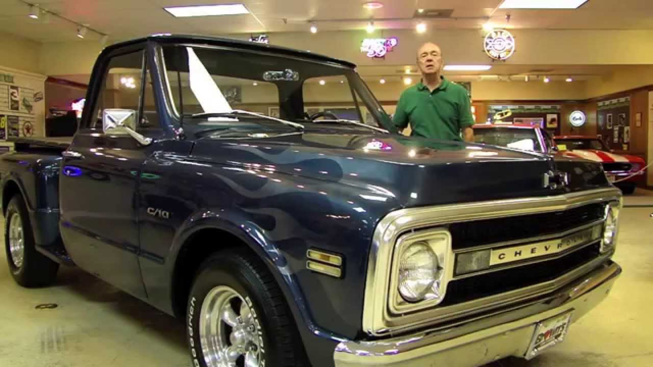 All Chevy 1969 chevy c10 for sale : 1969 Chevy C10 For Sale - YouTube
