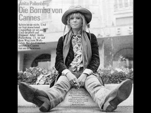 UnTold Facts About Anita Pallenberg