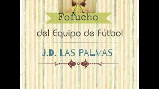 Fofucho del Equipo de Fútbol Unión Deportiva Las Palmas