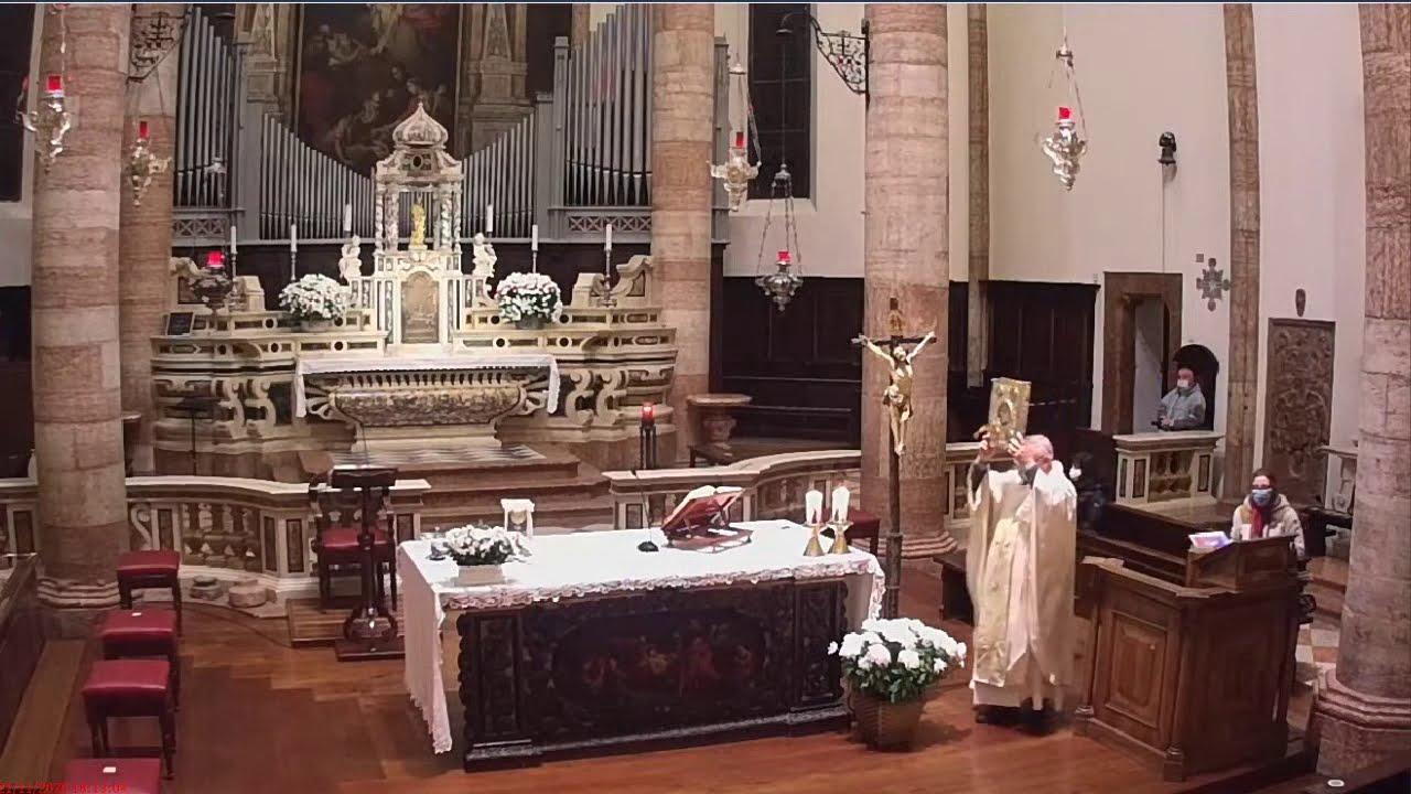 Messa della solennità di Cristo Re - sabato 21 novembre 2020 - ore 18.00 -  YouTube