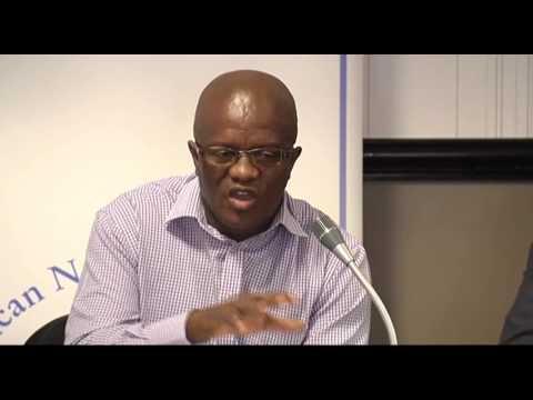 Botswana journalist, Mpho Dibeela talks about media freedom