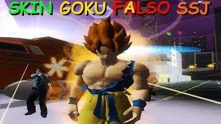 DOWNLOAD DBZ SKIN GOKU FALSO SSJ By Goku Kakarot PARA GTA SAN ANDREAS FULL HD 1080p