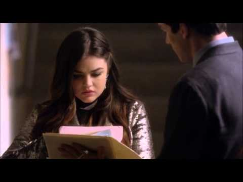 Pretty Little Liars - Hanna, Emily And Aria Finds Out About Spencers Addiction 4x20