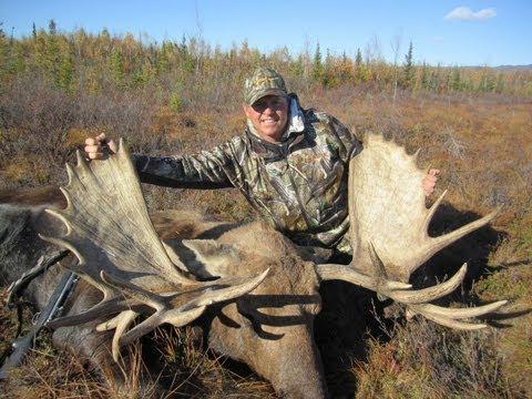 Kent Kaiser Alaska / Self Guided Moose Hunting