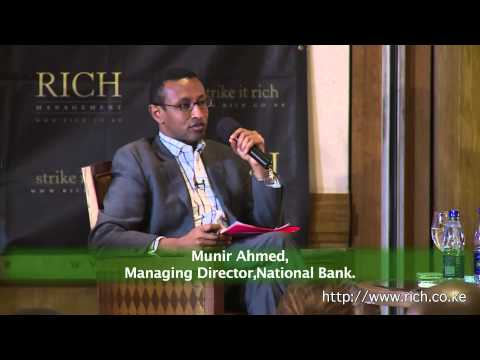 MindSpeak: Munir Ahmed, CEO National Bank @alykhansatchu