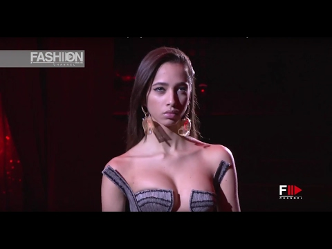 ULYANA SERGEENKO Haute Couture Paris Spring Summer Show 2017 Paris by Fashion Channel
