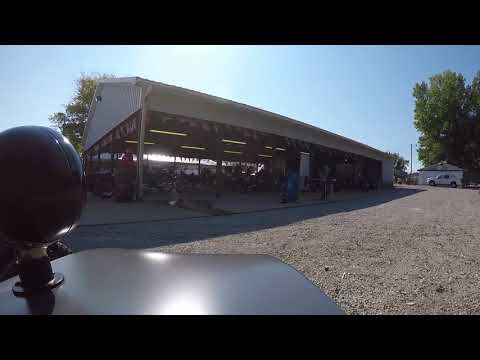 Classic British Motorcycle Club of Cincinnati 28th Annual Show Setup