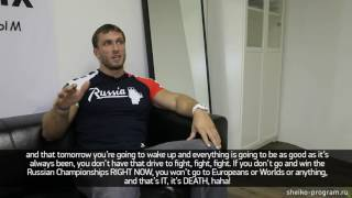 Difference Between Russian and American Lifters - Dmitry Klokov