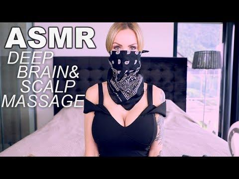 ASMR Deep Brain & Scalp Massage – Sensual Trigger to Relax German Asmr