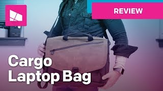 Waterfield Cargo Laptop Bag Review