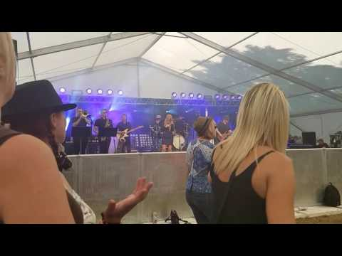 Sarah Collins & Keep The Faith Northern Soul Band at Stone Valley Fest 2017