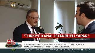 Gürsel Güzel - Kanal İstanbul Ve HKMO Seçimleri Hakkında