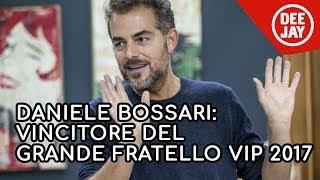 Daniele Bossari, dal GF VIP a DEEJAY: l'intervista
