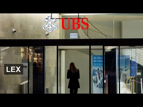 Should UBS spin off investment bank? | Lex
