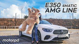 메르세데스 벤츠 신형 E350 4매틱 AMG 라인 리뷰…
