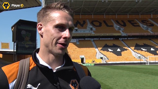 Dave Edwards On The Win Over Preston