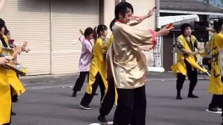 2011年11月13日、JR宇美駅前のJA駐車場広場にて「うみこい祭り2011...