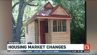 Changes in the housing market